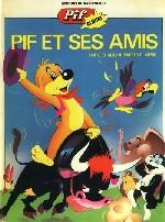 Pif le chien -2- Pif et ses amis