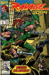 Ravage 2099 (Marvel comics - 1992) -2- Madness Unleashed!