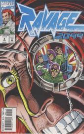 Ravage 2099 (Marvel comics - 1992) -8- Sky Above, Death Below!