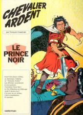 Chevalier Ardent -1- Le Prince Noir