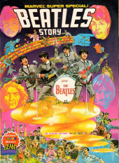 Beatles (Arédit - Artima Color Marvel Géant) -2- Beatles Story