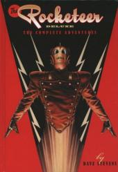 Rocketeer (The) (TPB) -INT- The Rocketeer: The Complete Adventures - Deluxe Edition