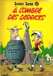 Lucky Luke -18a64- À l'ombre des derricks