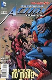 Action Comics (2011) -12- Return of the forgotten