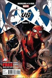 Avengers vs X-Men (2012) -9- Round 9