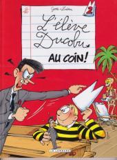 L'Élève Ducobu -2b2009- Au coin !