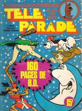 Télé parade -Rec03- Album N°3 (du n°9 au n°12)
