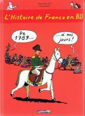 L'histoire de France en BD -3- De 1789... à nos jours !