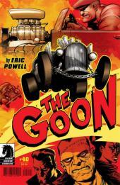 Goon (The) (2003) -40- The Goon #40