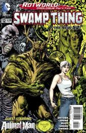 Swamp Thing (2011) -12- Rotworld: Prologue Part two
