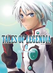 Tales of Legendia -1- Tome 1