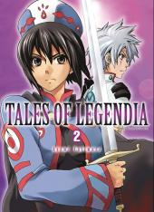 Tales of Legendia -2- Tome 2