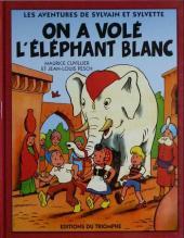 Sylvain et Sylvette (02-série : nouvelles aventures de Sylvain et Sylvette) -2a- On a volé l'éléphant blanc