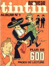 (Recueil) Tintin (Nouveau) -1- Album n°1