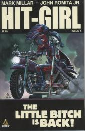 Hit-Girl (2012) -1- Issue one