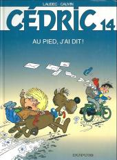 Cédric -14b2004- Au pied, j'ai dit !