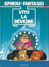 Spirou et Fantasio -43a95- Vito la déveine