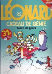 Léonard -22a1999a- Cadeau de génie