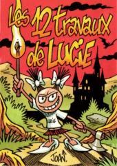 Mini-récits et stripbooks Spirou -MR3878- Les 12 travaux de Lucie