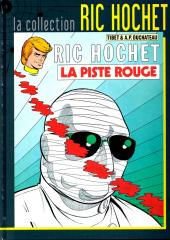 Ric Hochet - La collection (Hachette) -24- La piste rouge