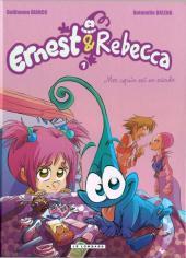 Ernest & Rebecca -1a2011- Mon copain est un microbe