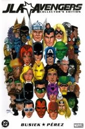 JLA/Avengers (2003) -INTHC1- JLA/Avengers: The Collector's Edition