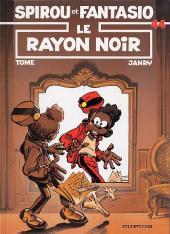 Spirou et Fantasio -44Pub- Le Rayon noir
