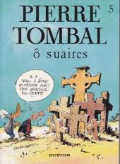 Pierre Tombal -5a1992- Ô suaires