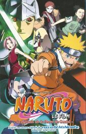 Naruto : le film -2- La légende de la pierre de Guelel