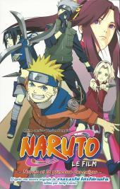 Naruto : le film -1- Naruto et la princesse des neiges