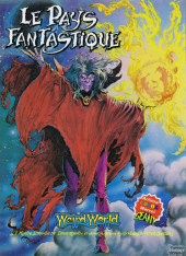 WeirdWorld (Arédit - Artima Color Marvel Géant)
