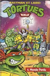 Tortues ninja (Comics USA - spécial USA)) -4- Monde perdu