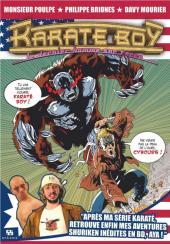 Karaté Boy le dernier homme sur terre - L'Intégrale des Karaté Boy Magazine de 1986/1987