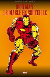 Marvel Gold -4- Iron Man : Le Diable en Bouteille