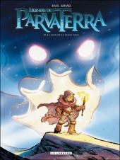 Légendes de Parva Terra -4- Le lion et le temps volé