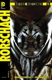Before Watchmen: Rorschach (2012)