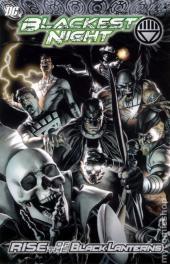 Blackest Night (2009) -INT- Rise of the Black Lantern