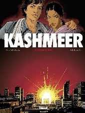 Kashmeer -1- La Danse de Kali