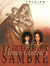 La guerre des Sambre - Werner & Charlotte -3- Chapitre 3 - Hiver 1768 : Votre enfant, Comtesse...