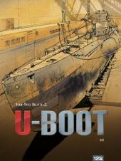 Couverture de U-Boot -3- Jude
