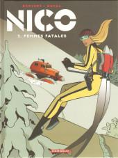 Nico -3- Femmes fatales