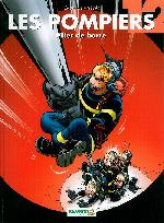 Les pompiers -12- Pilier de barre