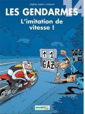 Les gendarmes (Jenfèvre) -14- L'imitation de vitesse !