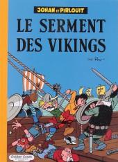 Johan et Pirlouit -5TL- Le serment des vikings