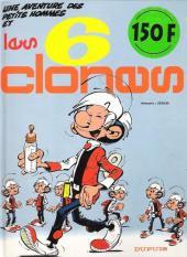 Les petits hommes -21a- Les 6 clones