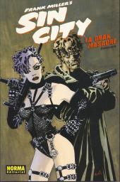 Sin City (Frank Miller's) -3- La gran masacre (primera parte)