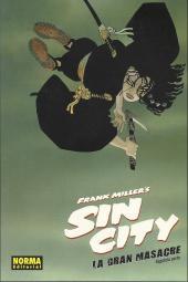 Sin City (Frank Miller's) -4- La gran masacre (segunda parte)
