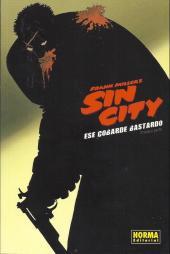 Sin City (Frank Miller's) -5- Ese cobarde bastardo (primera parte)