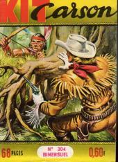 Kit Carson -304- Territoire interdit