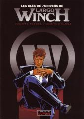 Largo Winch -HS1a- Les Clés de l'univers de Largo Winch - Édition Pack DVD